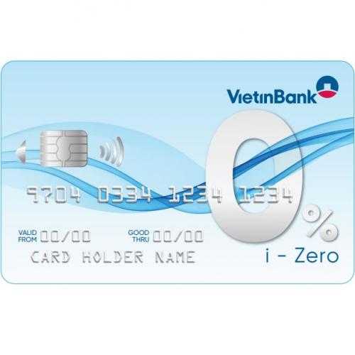 VietinBank I-zero Card